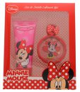 Disney Minnie Mouse Set de Regalo 50ml EDT + 100ml Gel de Ducha