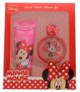 Disney Minnie Mouse Set de Regalo 50ml EDT + 100ml Gel de Ducha