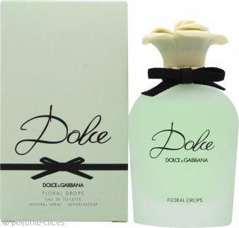 Dolce & Gabbana Dolce Floral Drops Eau de Toilette 75ml Vaporizador