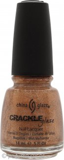 China Glaze Crackle Glaze Laca de Uñas Cracked Medallion 1043 14ml