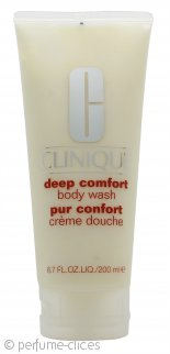 Clinique Deep Comfort Gel Corporal 200ml
