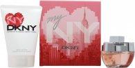 DKNY My NY Set de Regalo 30ml EDP Vaporizador + 100ml Loción Corporal
