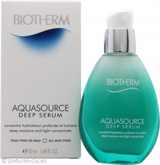 Biotherm Aquasource Deep Serum 50ml Todo Tipo de Pieles