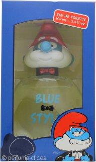 The Smurfs Blue Style Papa Eau de Toilette 100ml Vaporizador