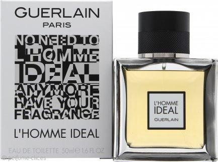 Guerlain L'Homme Ideal Eau de Toilette 50ml Vaporizador