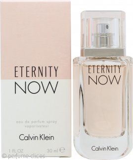 Calvin Klein Eternity Now Eau de Parfum 30ml Vaporizador