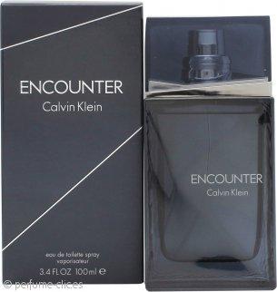 Calvin Klein Encounter Eau de Toilette 100ml Vaporizador