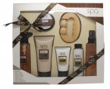 Style & Grace Spa Collection Home Spa Set de Regalo - 7 Piezas