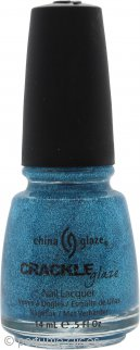 China Glaze Crackle Glaze Laca de Uñas Gleam Me Up 14ml