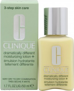 Clinique Dramatically Different Loción Hidratante 50ml Piel Muy Seca a Seca-Mixta