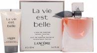 Lancome La Vie Est Belle L'Eau de Parfum Set de Regalo 50ml Vaporizador + 50ml Loción Corporal