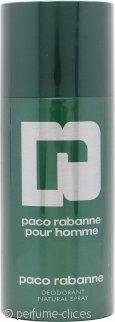 Paco Rabanne Paco Rabanne Pour Homme Desodorante Vaporizador 150ml