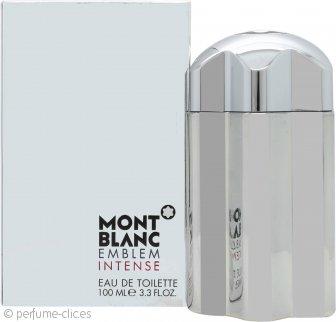 Mont Blanc Emblem Intense Eau de Toilette 100ml Vaporizador