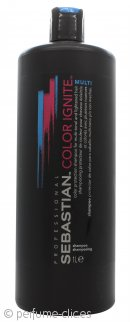 Sebastian The Foundation Range Color Ignite Multi Champú 1000ml