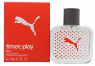 Puma Time To Play Man Eau de Toilette 40ml Vaporizador