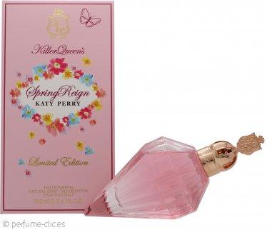 Katy Perry Killer Queen Spring Reign Eau de Parfum 100ml Vaporizador