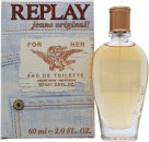 Replay Jeans Original for Her Eau de Toilette 60ml Vaporizador