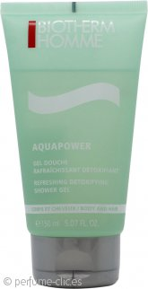 Biotherm Aquapower Gel de Ducha 150ml