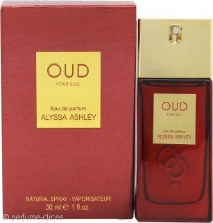 Alyssa Ashley Oud pour Elle Eau de Parfum 30ml Vaporizador