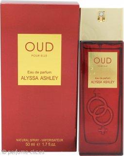 Alyssa Ashley Oud pour Elle Eau de Parfum 50ml Vaporizador