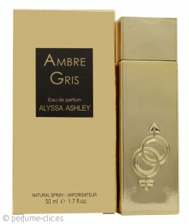 Alyssa Ashley Ambre Gris Eau de Parfum 50ml Vaporizador