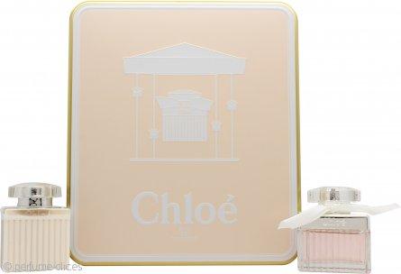 Chloe Signature Eau de Toilette 2015 Set de Regalo 50ml EDT + 100ml Loción Corporal