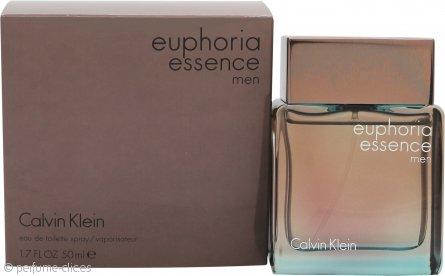Calvin Klein Euphoria Essence Men Eau de Toilette 50ml Vaporizador