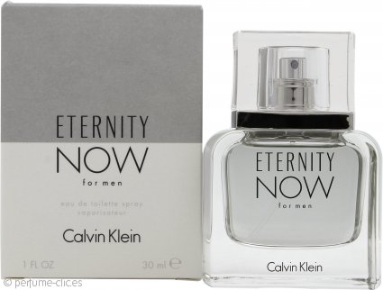 Calvin Klein Eternity Now For Men Eau de Toilette 30ml Vaporizador