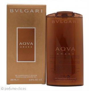 Bvlgari Aqva Amara Gel de Ducha 200ml