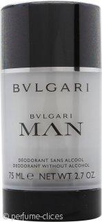 Bvlgari Bvlgari Man Desodorante en Barra 75ml