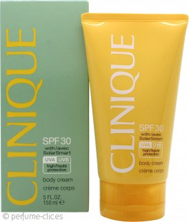Clinique Crema Corporal con Tecnología Solar FPS30 150ml