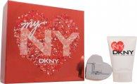 DKNY My NY Set de Regalo 50ml EDP Vaporizador + 100ml Loción Corporal