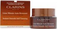 Clarins Instant Smooth Crema Autobronceadora 30ml
