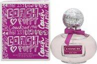 Coach Poppy Flower Eau de Parfum 50ml Vaporizador