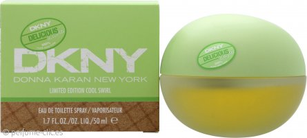 DKNY Delicious Delights Cool Swirl Eau de Toilette 50ml Vaporizador