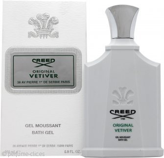 Creed Original Vetiver Gel de Baño 200ml