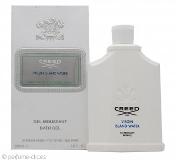 Creed Virgin Island Water Gel de Baño 200ml