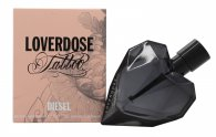 Diesel Loverdose Tattoo Eau de Parfum 50ml Vaporizador