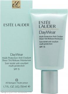 Estee Lauder DayWear Sheer Tint Release Hidratante Antioxidante 50ml - 15 FPS