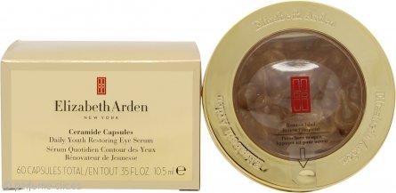 Elizabeth Arden Ceramide Serum de Ojos Restaurador Juventud Diaria 60 Cápsulas