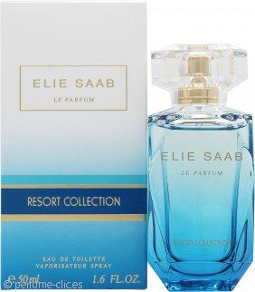 Elie Saab Le Parfume Resort Eau De Toilette 50ml Vaporizador