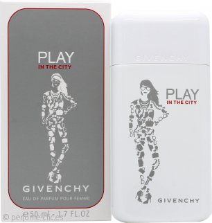 Givenchy Play in the City for Her Eau de Parfum 50ml Vaporizador