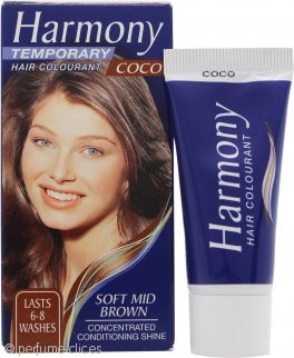 Harmony Temporary Hair Colourant Colorante Cabello 17ml - Coco