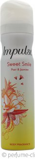 Impulse Sweet Smile Vaporizador Corporal 75ml
