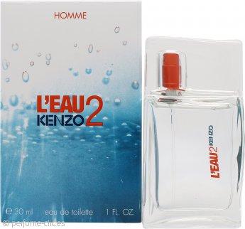 Kenzo L'Eau 2 Kenzo Homme Eau de Toilette 30ml Vaporizador