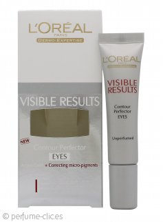 L'oreal Visible Results Perfeccionador Contorno Ojos 15ml