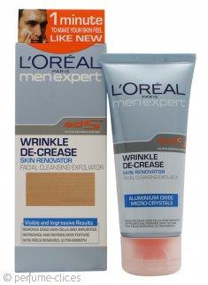 L'Oreal Men Expert Exfoliante Limpiador Disminución Arrugas 60ml