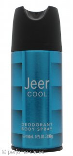 Jeer Cool Desodorante Corporal Vaporizador 150ml