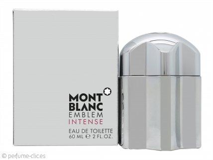 Mont Blanc Emblem Intense Eau de Toilette 60ml Vaporizador
