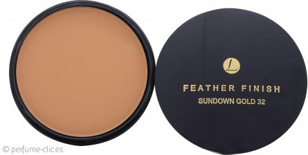 Lentheric Feather Finish Recambio Polvo Compacto 20g - Sundown Gold 32